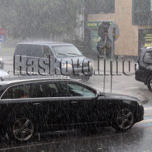 43.5 литра дъжд в Хасково, най-много валя в Минерални бани