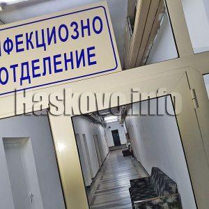 541 са вече заразените в страната, 58-годишният хасковлия е в средно тежко състояние