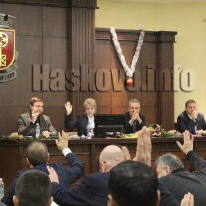 Без сесия на общинския съвет в Хасково през март
