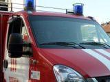 Евакуираха жилищен блок в Смолян заради пожар в разрушен и затлачен комин