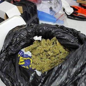 Задържаха 36-годишен със 105 грама марихуана в Хасково