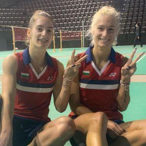 Сестри Стоеви са финалистки на турнира в Базел