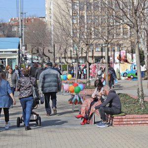 Температурен рекорд в Хасково, започва захлаждане