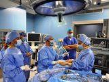 Уникална операция на две бебета,родени без вътрешниотвори на носните кухини, извършиха водещи хирурзи