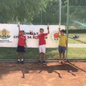"""Шампионката Лилия Димова стана посланик на """"Тенисът – Спорт за всички"""""""
