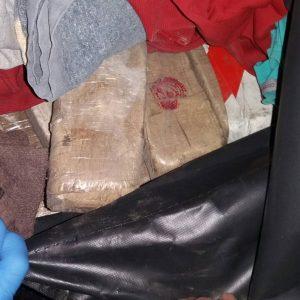 100 кг. хероин за 9 млн. лв. хванаха на Капитан Андреево