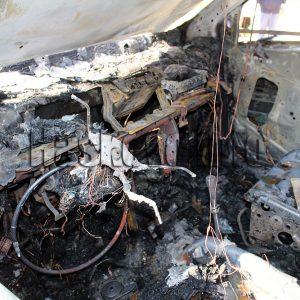 56-годишен мъж загина в горящата си кола