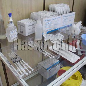 """Близо 100 се ваксинираха в Хасково и Любимец, """"зелен коридор"""" и през уикенда"""