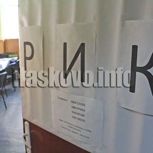 Вече са ясни водачите в Хасково на първите четири сигурни в парламента партии