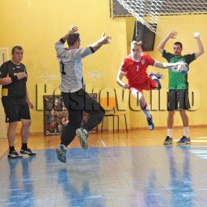 Виктор Ванчев се готви с националите за Европейското първенство