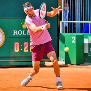 Гришо започна с победа на турнира в Монте Карло