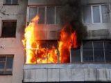 Евакуираха жилищен блок в Златоград заради пожар в апартамент на възрастна жена