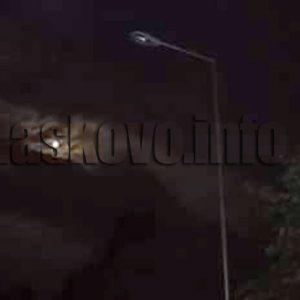 Нов сигнал за проблеми с уличното осветление в Хасково