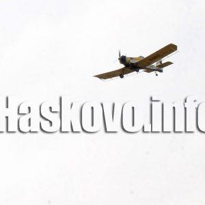Отново ще пръскат със самолет срещу комари в Свиленградско
