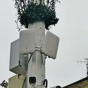 Пуснаха безплатен безжичен интернет в парковете и центъра на Хасково