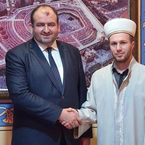 Сейхан Мехмед е новият районен мюфтия на Хасково