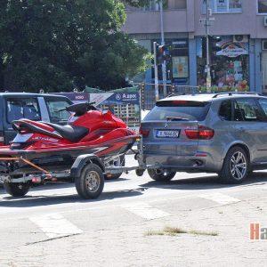 Снимка на деня: Отпускарско