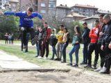 Хасковските ученици в надпревара през февруари и март по лека атлетика, хандбал и волейбол
