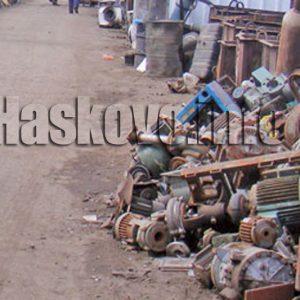 Хванаха каруца с 80 кг. скрап в Симеоновград